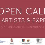 OPEN CALL: Residential programme for artist & expert