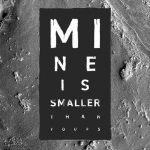 Solo exhibition: Name:: Mine is smaller than yours