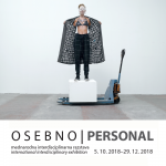 Personal / Osebno – international interdisciplinary exhibition
