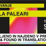 Lecture / PaoIa Paleari: Lost & Found in Translation