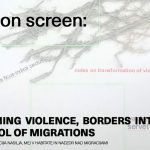 ČARDAK ON SCREEN: Transforming Violence, Borders Into Habitats and Control of Migrations